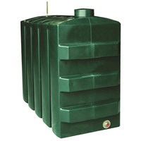 Kingspan Titan  Single Skin Vertical Oil Tank - 1,200 Litre