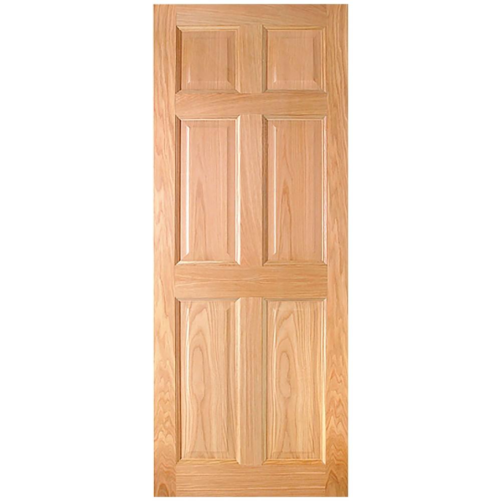 Indoors Hartford 6 Panel Interior Oak Door Pre Finished Oak