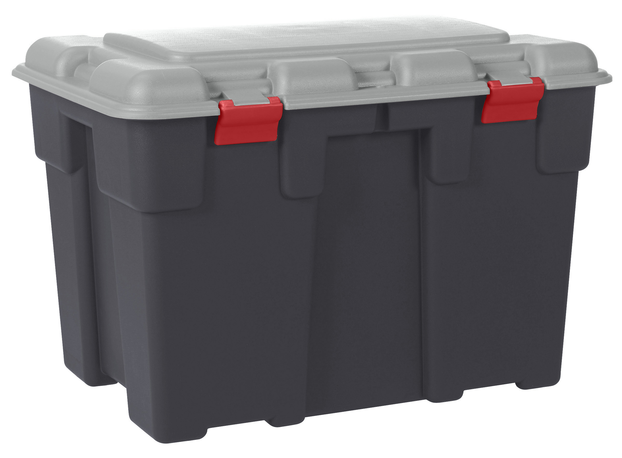Ordinaire Allibert Explorer Extra Large Storage Trunk 185 Litre   Grey